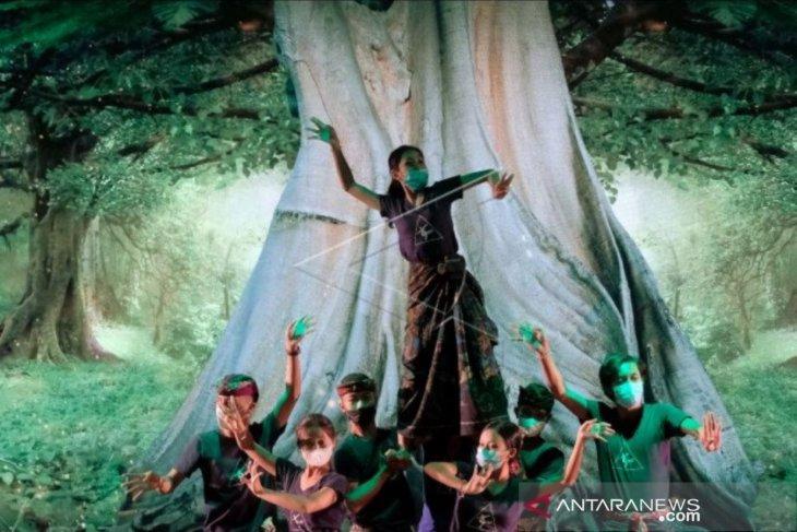 Penonton pergelaran Pesta Kesenian Bali wajib rapid antigen