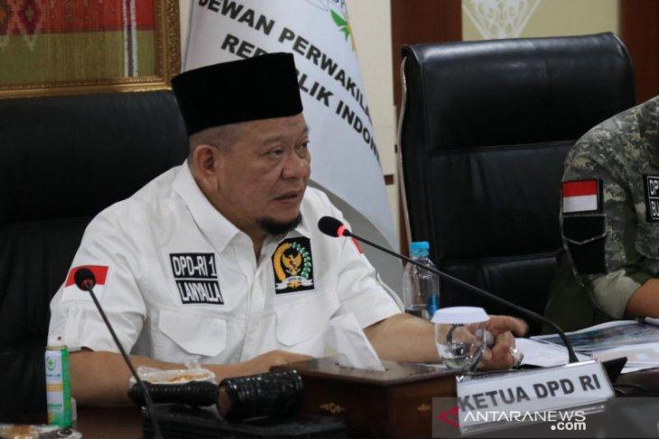 Ketua DPD: tinjau ulang PPN sembako dan sekolah