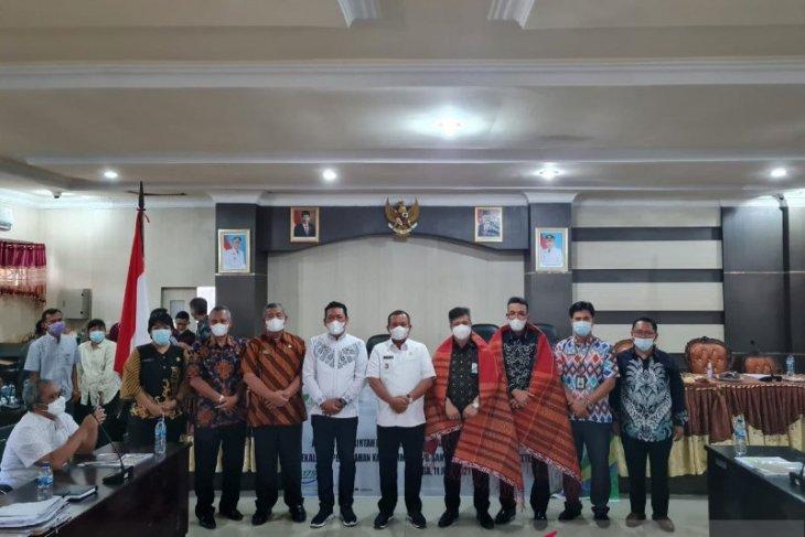 BPJamsostek apresiasi Pemkot Sibolga daftarkan ribuan THL peserta BPJSTK