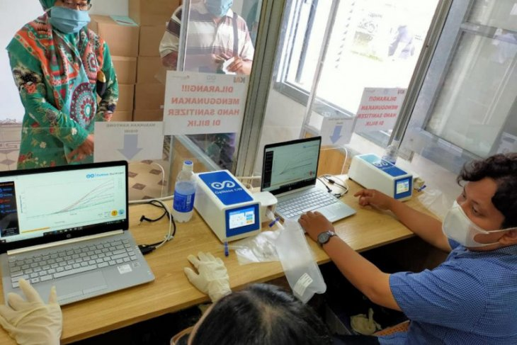 Daop 8 Surabaya perluas layanan GeNose pada tujuh stasiun