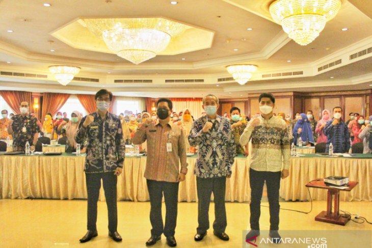 Sekda Kabupaten Serang minta pelaku pengadaan barjas update pengetahuan