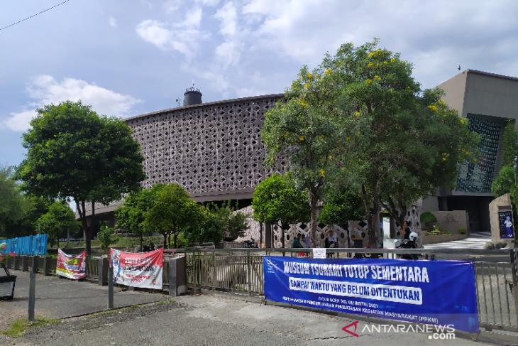 Zona merah, Banda Aceh tutup tempat wisata