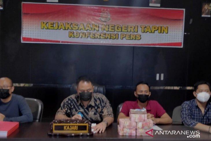 Kasus korupsi di Kalsel ASN Dinas PUPR Tapin dan seorang kontraktor resmi jadi terdakwa