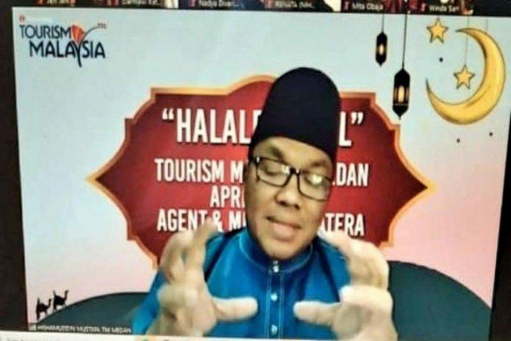 Tourism Malaysia Medan gelar halal bihalal secara virtual