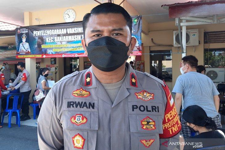Kompol Irwan Kurniadi jadi Kabag Ops Polresta Banjarmasin