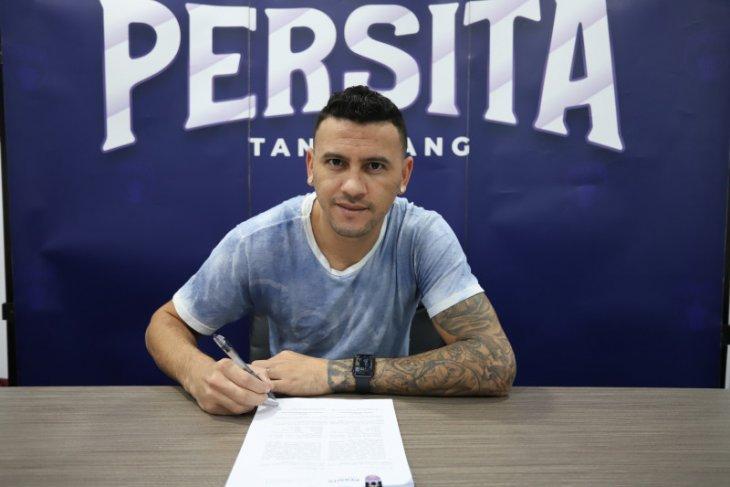 Persita Tangerang rekrut striker asal Brazil  Alex Goncalves