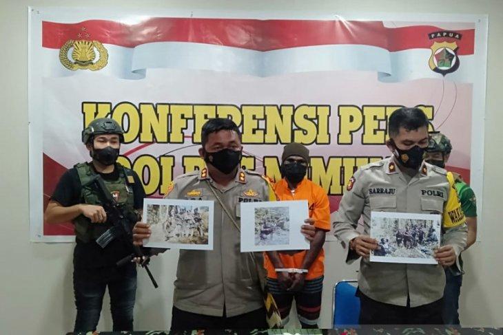 Nemangkawi Task Force nabs Papuan separatist