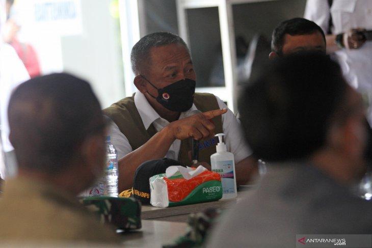 Kepala BNPB Kunjungi RSLKI