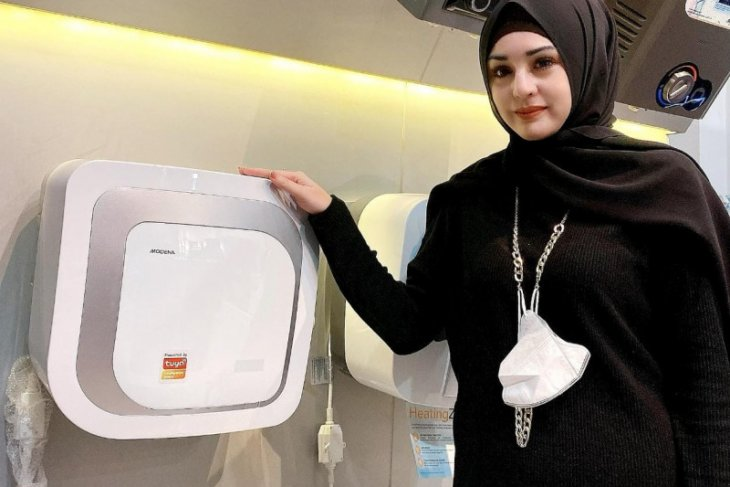 Modena hadirkan Water Heater dengan teknologi 'internet of things'