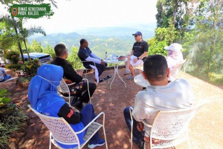 Kawasan wisata alam Tahura Sultan Adam kembali dibuka