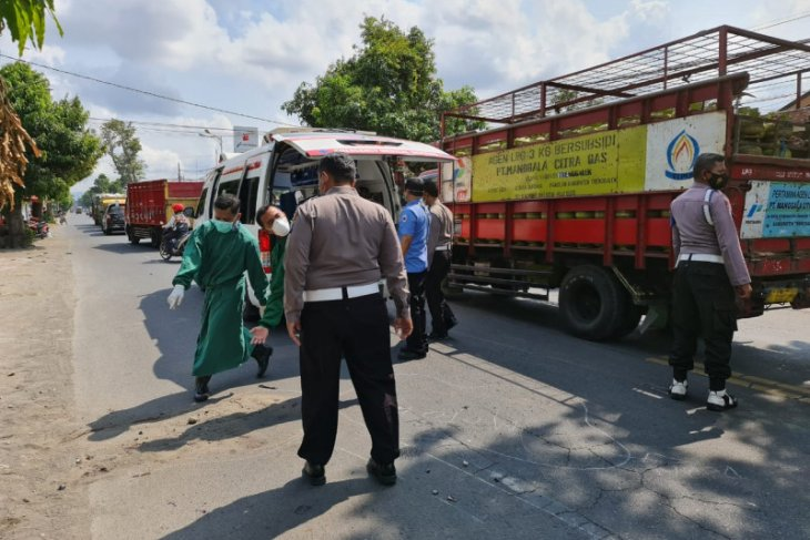 Larangan mudik efektif turunkan kecelakaan lalu lintas di Tulungagung
