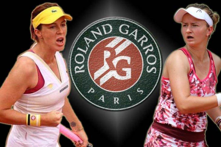Krejcikova bertemu Pavlyuchenkova di final Grand Slam Paris