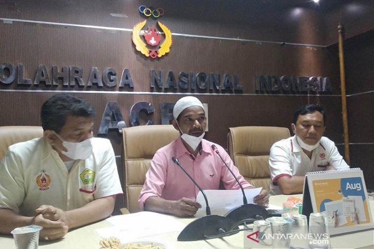 KONI Aceh buka pencalonan tuan rumah PORA XV