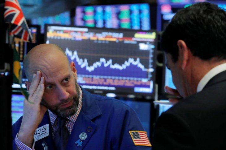 Wall Street berakhir beragam, sektor energi dan teknologi  jatuh