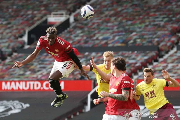 Pogba belum ditawari kontrak baru oleh MU