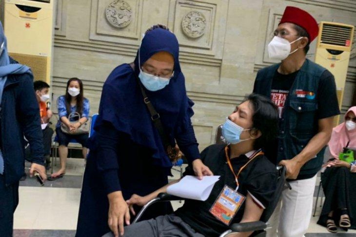 Yayasan Bersih sasar vaksinasi COVID-19 untuk disabilitas di Kota Surabaya