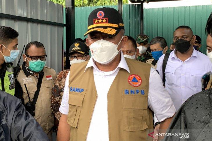 Kepala BNPB cek kesiapan RS Lapangan Idjen Malang antisipasi lonjakan pasien
