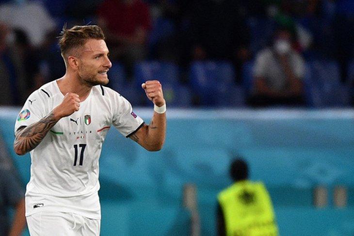 Euro 2020: Ciro Immobile ungkap keberhasilan Italia kalahkan Turki
