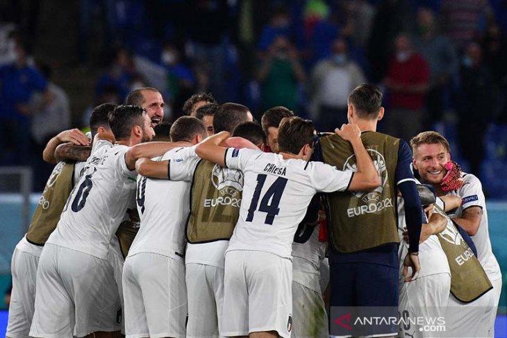 Italia akan buktikan diri bakal bersinar selama Euro 2020