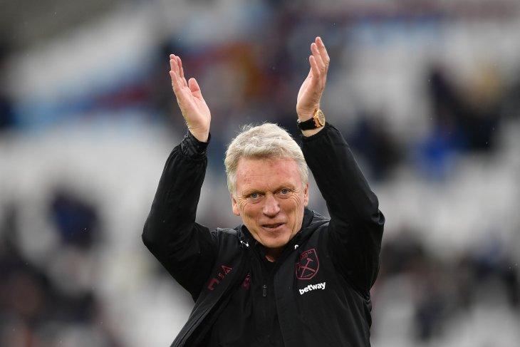 West Ham perpanjang kontrak David Moyes hingga 2024