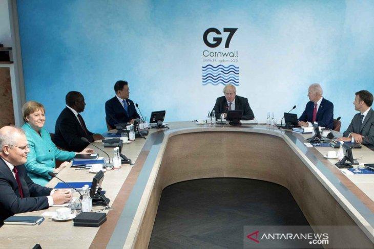 Kepala bantuan PBB mengecam G7 yang gagal rencanakan vaksin dunia