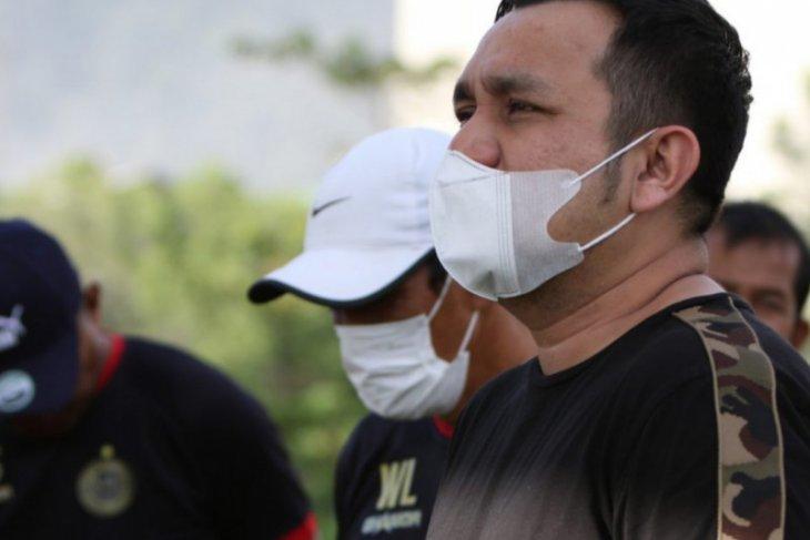 Manajer: 24 pemain Semen Padang FC murni pilihan pelatih