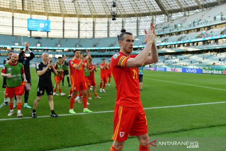 Euro 2020: Bale berharap penonton di Baku bakar semangat Wales