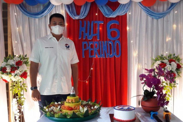 Thomas Saputra pamit persiapan calon Bupati Langkat 2024