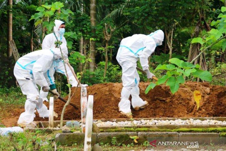 Warga Aceh Barat meninggal dunia akibat COVID-19 capai 16 orang