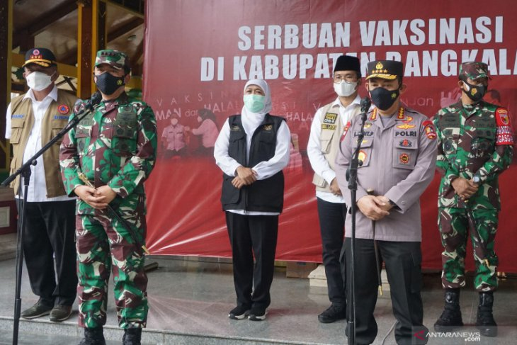 Panglima TNI-Kapolri rangkul tokoh agama tekan penyebaran COVID-19