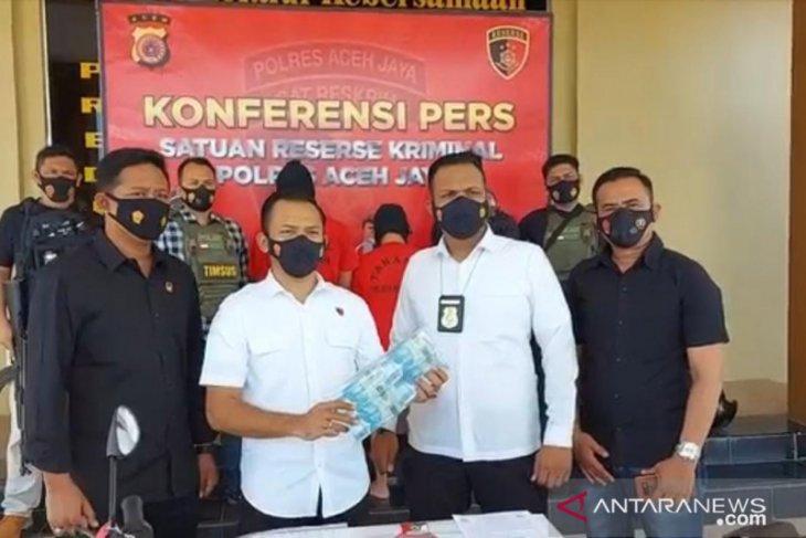 Pencuri uang Rp50 juta di Aceh Jaya diduga pemain antar Kabupaten