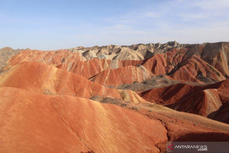 Titisan planet Mars di tengah Gurun Gobi