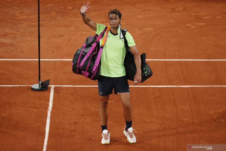 Nadal putuskan mundur dari Wimbledon dan Olimpiade Tokyo