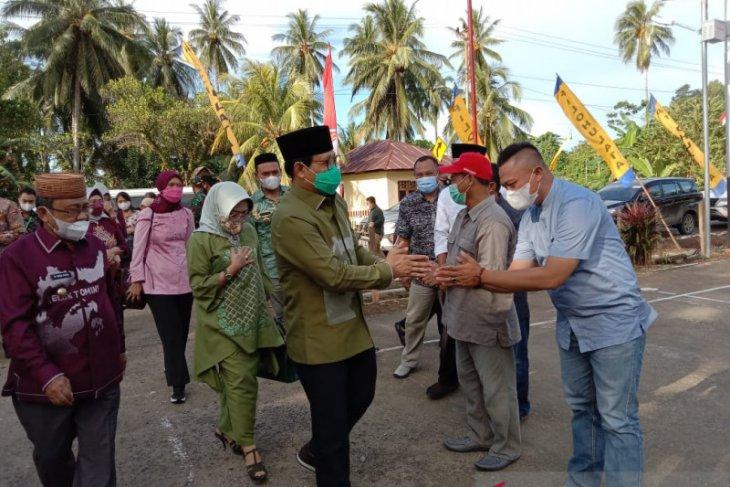 Mendes PDTT dorong Bumdes di Gorontalo berbadan hukum
