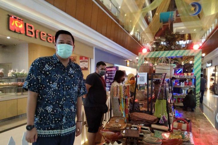 BI pamerkan produk UMKM Kalbar di Ayani Megamall