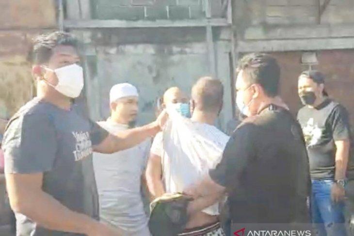 Macan Kalsel ringkus pelaku pembunuhan di Jalan Veteran yang kabur ke Balikpapan