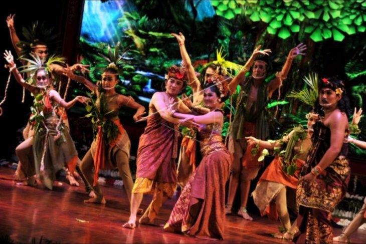 Pembukaan Pesta Kesenian Bali 2021