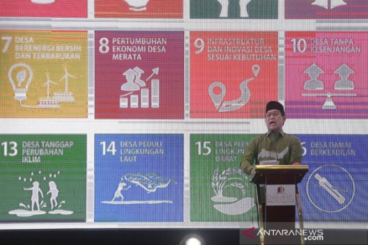 Mendes PDTT optimistis pembangunan lebih terarah melalui SDGs desa