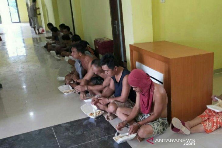 Polisi tangkap 18 orang terkait kejahatan di Musi Rawas Utara
