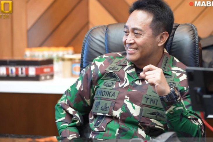 Kasad apresiasi prajuritnya menangi lomba foto Airbus Helicopter 2021