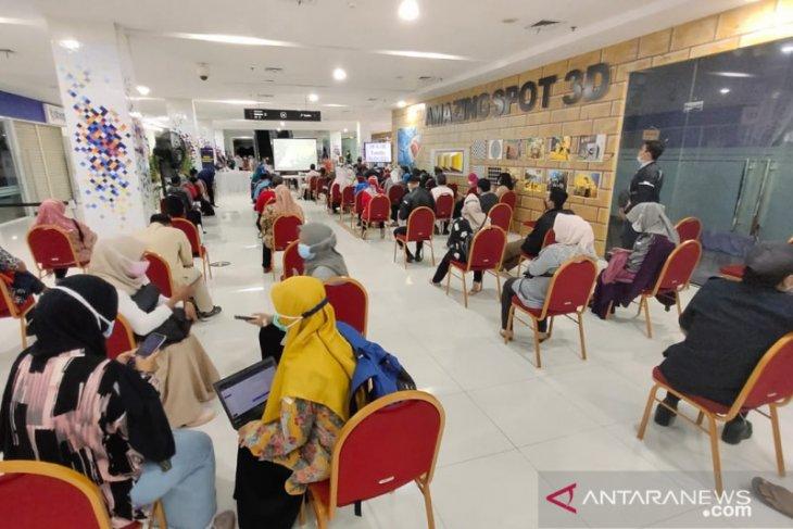 Jelang PTM, 90 persen guru di Kota Bogor sudah divaksinasi COVID-19