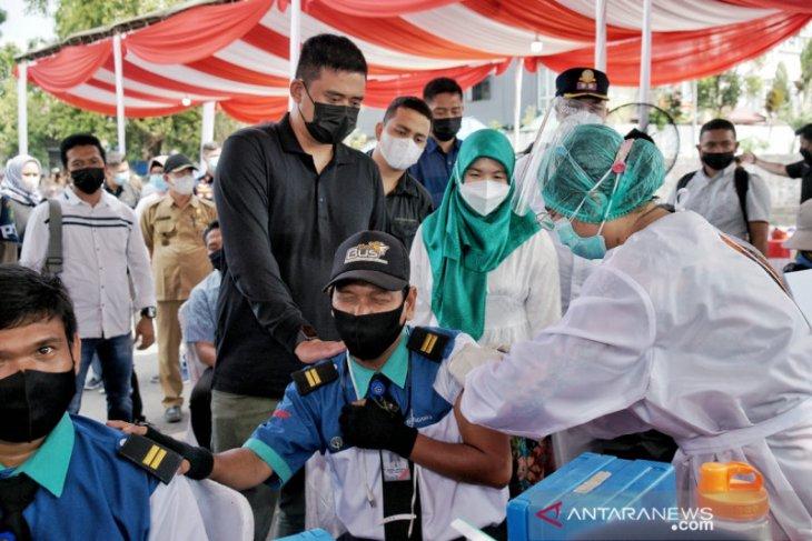 Penanganan COVID-19 pada 100 hari Wali Kota Medan dinilai sesuai jalur