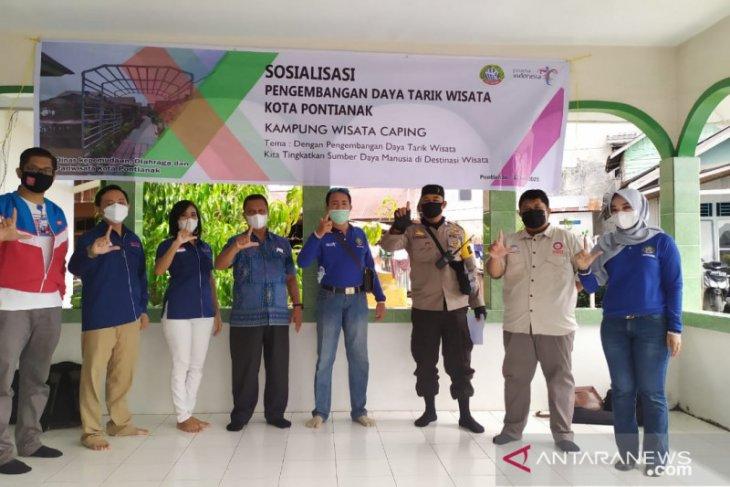 Disporapar dan Gradasi Kalbar sosialisasikan pengembangan wisata Pontianak