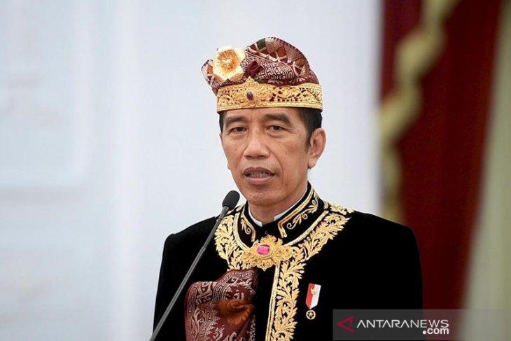 Presiden Jokowi: Tunjukan kepada dunia Bali sangat aman dikunjungi