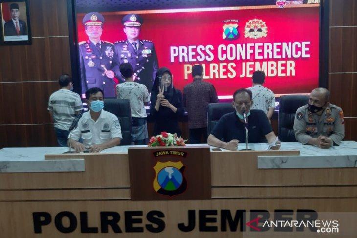 Polda Jatim limpahkan kasus empat kades terlibat narkoba