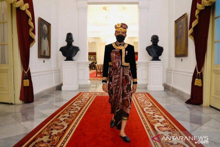 Presiden : Tunjukkan kepada dunia bahwa Bali sangat aman