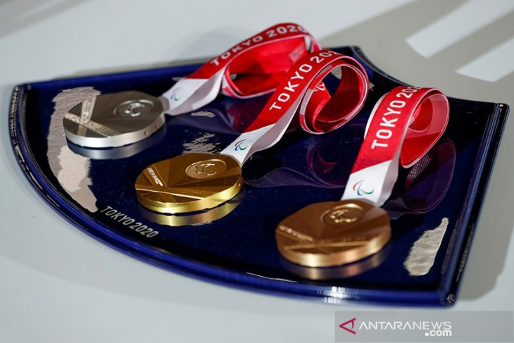 China dapat emas pertama Olimpiade Tokyo