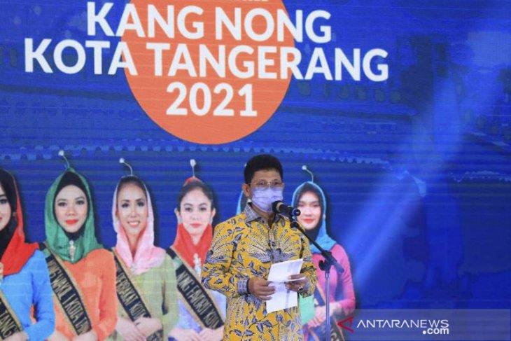 Finalis Kang-Nong Tangerang diajak sosialisasi prokes saat wisata