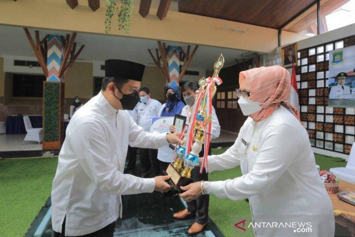 Dua sekolah di Kota Tangerang raih juara sekolah sehat tingkat provinsi