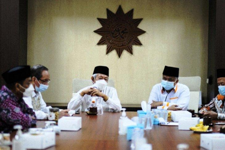Silaturahim ke Muhammadiyah, PKS Jatim minta nasihat